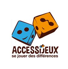 AccessiJeux logo