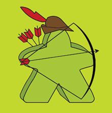 Robin des Jeux logo