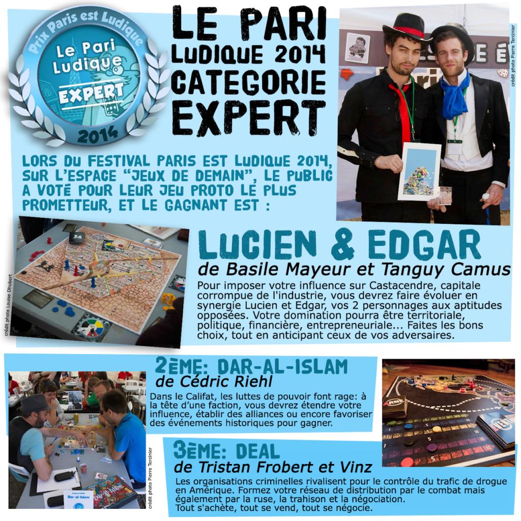 JDD 2014 Expert